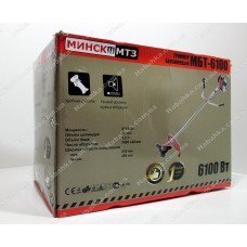 Бензокосы Минск МБТ-6100