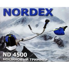 Бензокосы NORDEX ND 4500