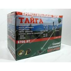 Бензокосы Тайга ТБТ-6700