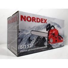 Бензопилы Nordex БП-52