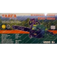 Бензопилы Тайга ТБП-4500