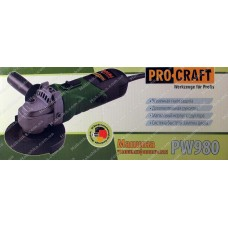 Болгарки PROCRAFT PW960