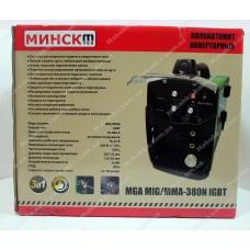 Полуавтомат Минск МСА MIG/MMA-380